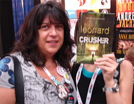 E L James and me