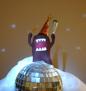 Domo New Year