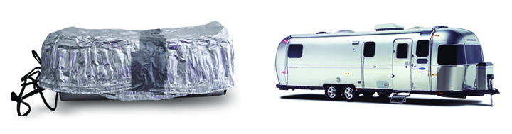 UV Contraption and airstream