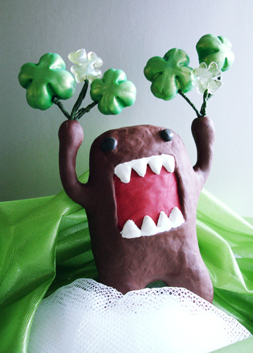 Domo St Patricks Day
