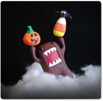 domo halloween